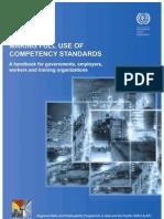 Handbook on Competency Standards