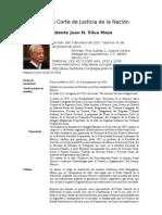 Suprema Corte de Justicia - Ife - Cndh