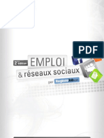 """Enquête RegionJobs #2 """"Recrutement et réseaux sociaux"""""""