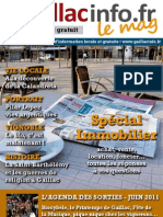 Gaillacinfo Le Mag n°2 - juin 2011