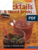 Cocktails and Mixed Drinks