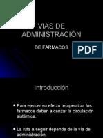 CLASE_4_-_VIAS_DE_ADM._DE_FARMACOS