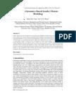 System Dynamics Based Insider Threats Modeling