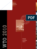 World Trade ion Trade Profiles 2010