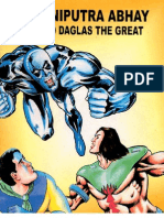 Agniputra Abhay and Daglas the Great