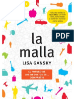 La malla, de Lisa Gansky