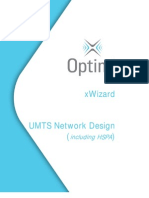 UMTS Network Design Using xWizard_including HSPA
