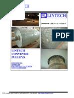 Lintech Pulley