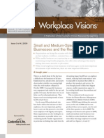 09 0526 Workplace Visions Member Mailing FINAL