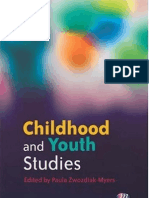 Childhood and Youth Studies 1844450759