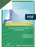 Honduras, estado, visión de nación e integridad