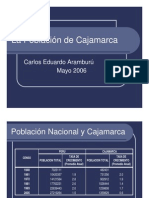 poblacion cajamarca