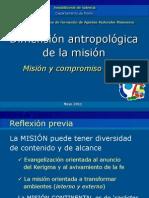 Dimension Antropologica de La Mision