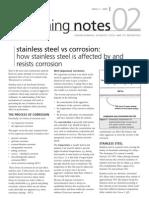 TN01 - SS vs Corrosion