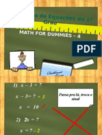 Math for Dummies 4