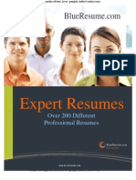 200+Different+Professional+Resumes