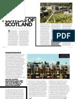 Flower Of Scotland - Total Politics - April 2011