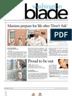 washingtonblade.com - volume 42, issue 21 - may 27, 2011