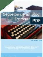Secretos de Un Blog Exitoso