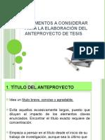 partesdeunanteproyecto-100704123225-phpapp02