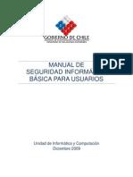 Manual de Seguridad Informática Básica para Usuarios