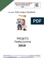 02 de 2010 Projeto Festa Junina 2010