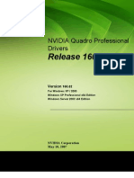 160.02 ForceWare Quadro Release Notes