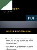 sesion1 La Ingenieria