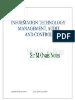 IT_notes Sir Ovais
