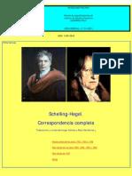 Schelling Y Hegel - Correspondencia.