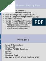 123217 Oracle Streams Step by Step PPT