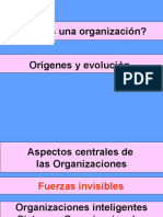 Sesion5 La Organizacion