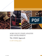Agro Value Chain Analysis and Development