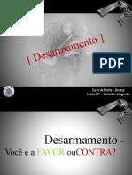 Desarmamento V3