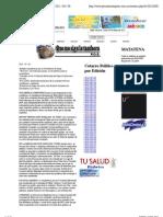 30-05-2011 Columna Periodico Express