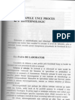 03 - Etapele Unui Proces Biotehnologic