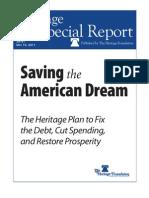 Heritage Fiinancial Plan