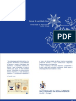 Manual de Identidade Visual - UBI
