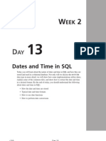 13 Date Time Teach Yourself SQL in 21 Days 4th Ed-2