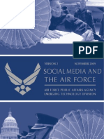 Social Media and the Air Force