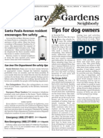 Rosemary Gardens Neighborly - Vol. 2, Issue 3