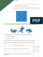 Decomposição de polígnos em triângulos e quadriláteros