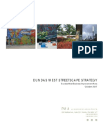 Duwest Streetscape Strategy