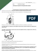 Atividade Sistema Digestório e Muscular