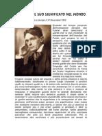 Rudolf Steiner - L'Amore e Il Suo Significato Nel Mondo