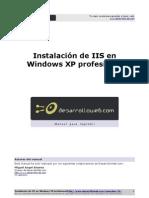 Manual Instalacion Iis Windows Xp Profesional