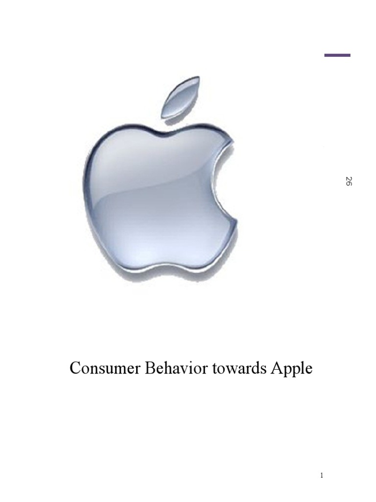 """consumer behaviour towards apple A project report on """"to study the consumer behavior for purchasing mobile handsets  to study the consumer's behaviour towards different mobile handsets 3 to know specific aspects related to the buying behavior of the mobile users 4 to know the consumer preferences and choices 5 to know the potential of the market and expand into."""