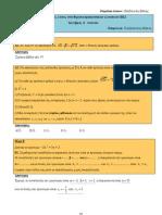 Ενδεικτικές λύσεις στα θέματα προαγωγικών εξετάσεων 2011 Άλγεβρα