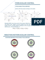 Induction Motors-scalar Control
