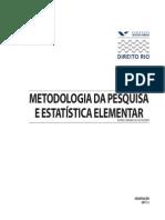 Metodologia_da_Pesquisa e estatística elementar